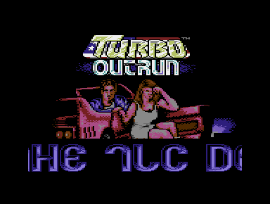 Yape 0.51 showing the Outrun demo from TLC